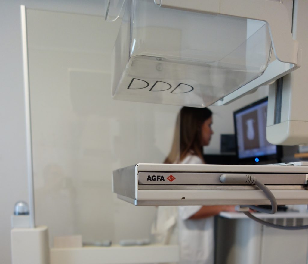 ΝΕΟ DIGITAL DR AGFA FLAT PANEL MAMMOGRAPHY